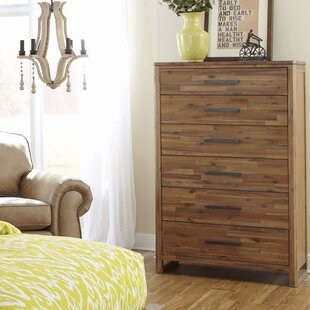Ciera 6 Drawer Chest by Union Rustic