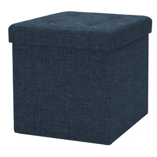 Timko Storage Ottoman by Wrought Studio