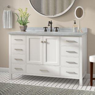Utley 55 Single Bathroom Vanity Set by Andover Mills