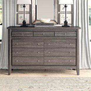 Greyleigh Suzette 9 Drawer Dresser