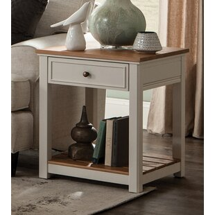 Gilmore End Table by Rosec..