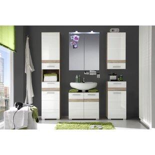 One Zainab 5 Piece Bathroom Storage Furniture Set By Ebern Designs
