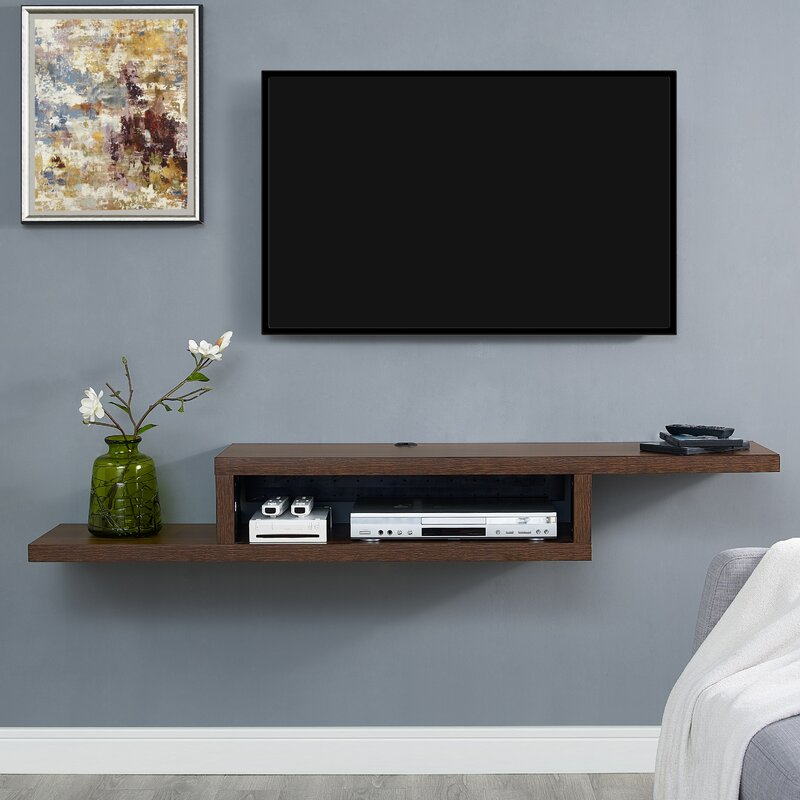 Wall Mount Shelf For Tv Components Tyres2c