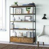 Lula Etagere Bookcase by Gracie Oaks