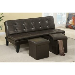 A&J Homes Studio Lucas Convertible Sofa