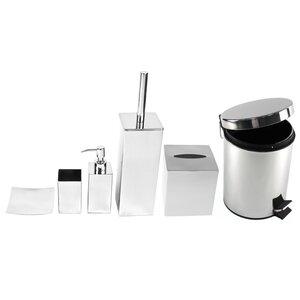 Nemesia 6-Piece Bathroom Accessory Set