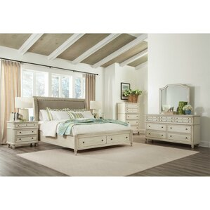 Waverley Storage Platform Configurable Bedroom Set