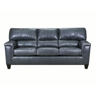 Coury Leather Sofa