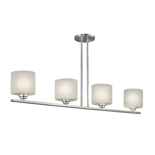 Stapleford 4-Light Kitchen Island Pendant by Darby Home Co
