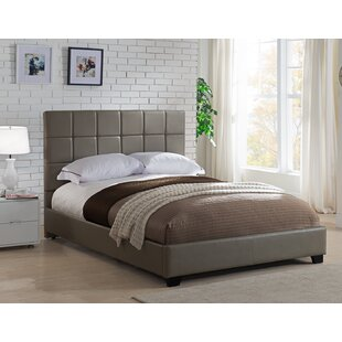 Kenville Upholstered Platform Bed
