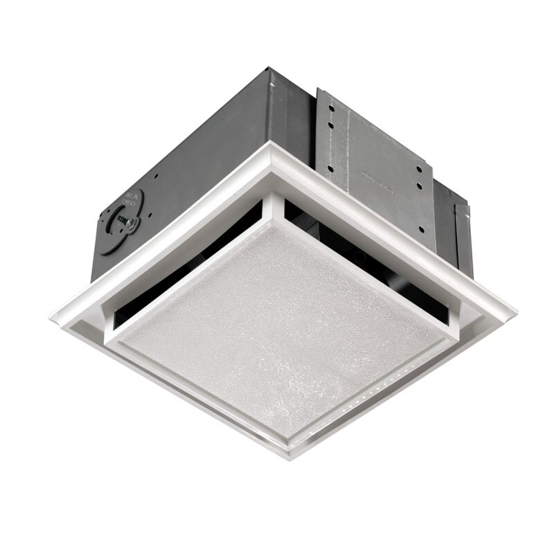 Bathroom Exhaust Fan broan 50 cfm bathroom exhaust fan with light & reviews | wayfair