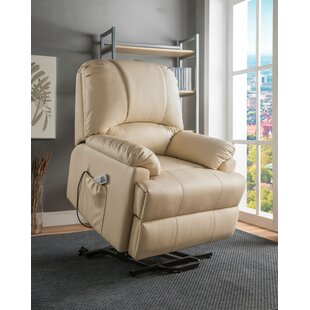 Fruge Power Recliner Latitude Run Great Reviews
