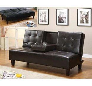 Twin Convertible Sofa By Wildon Home®