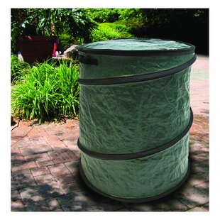 Green Culture 42 Gallon Lawn And Garden Pop Up Bag By Redmon