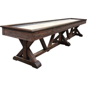 Brazos River Shuffleboard Table