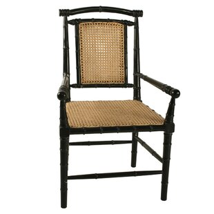 Colonial Solid Wood Dining Chair by Noir