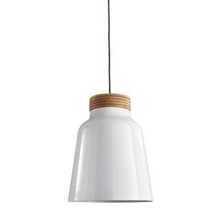 George Oliver Clayborn 1-Light Cone Pendant