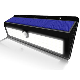 Deluxe Comfort Solar Garden 44 Light LED Flood Light