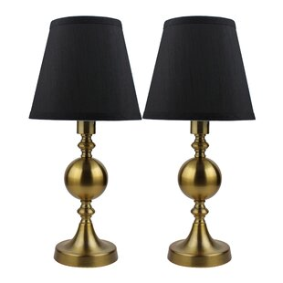 Mercer41 Egham Touch Accent Table Lamp (Set of 2)