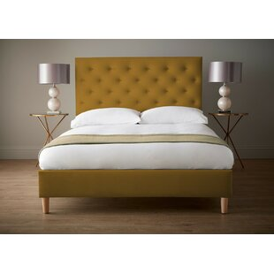 Imani Upholstered Bed Frame By Ophelia & Co.