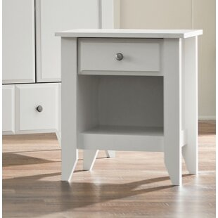 Revere 1 Drawer Nightstand Andover Mills