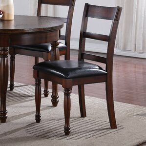 Jeremy Upholstered Dining Chair (Set of 2) by Latitude Run