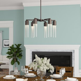 Jayceon 6-Light Shaded Chandelier by Ivy Bronx