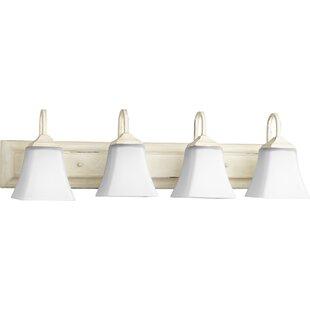 Charlton Home Hillman 4-Light Vanity Light