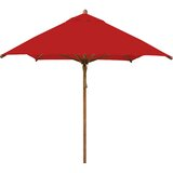 Wallenstein 10 X 7 Rectangular Market Umbrella