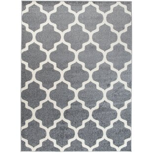 Bellwood Grey Rug by Rosecliff Heights