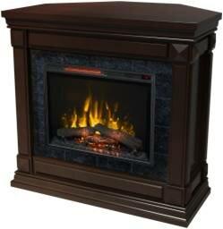 50 Inch Tall Corner Fireplace Wayfair