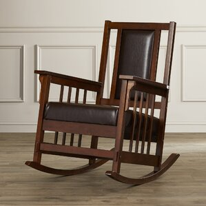 Netta Rocking Chair by Darby Home Co