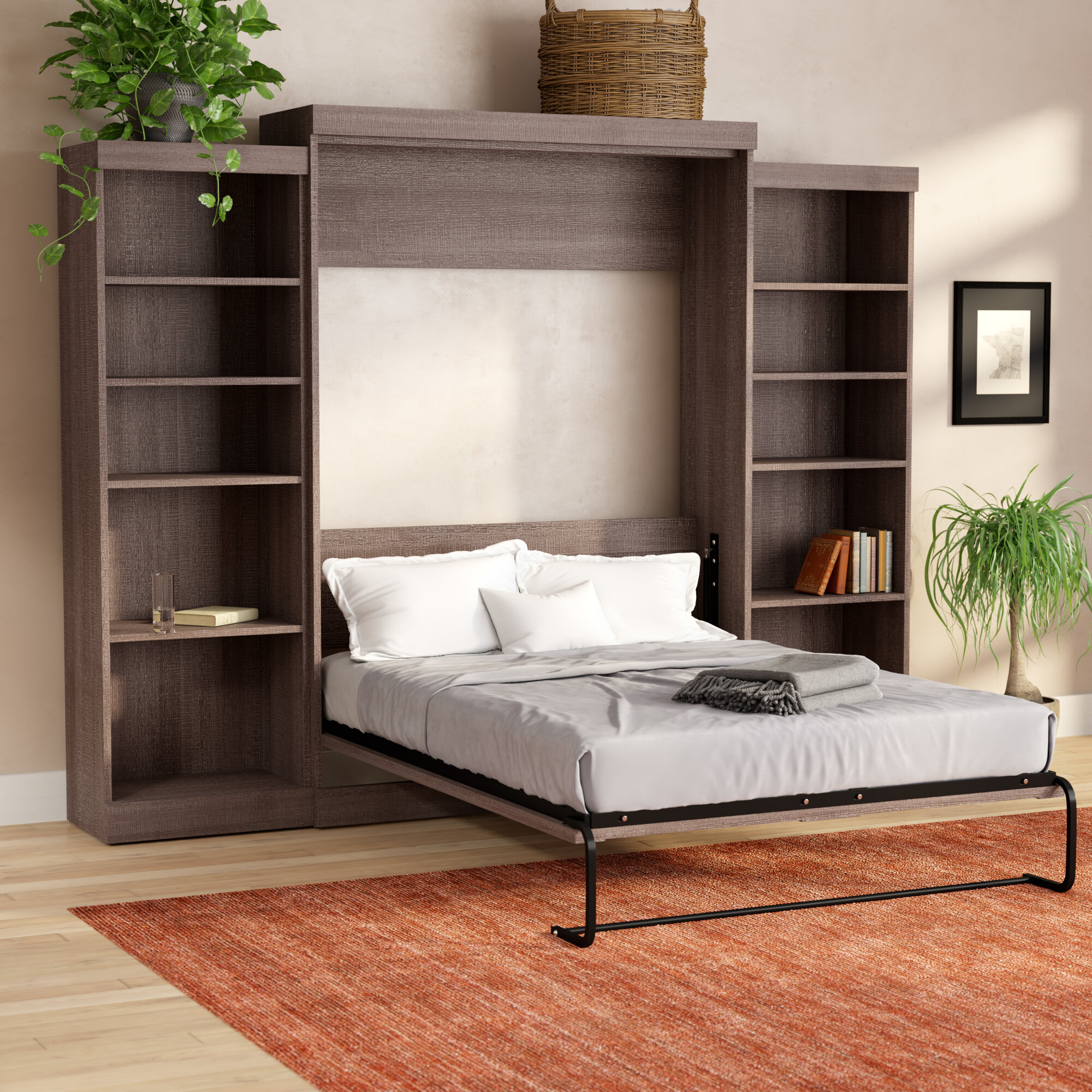 Murphy Beds Up To 60 Off Through 01 05 Wayfair