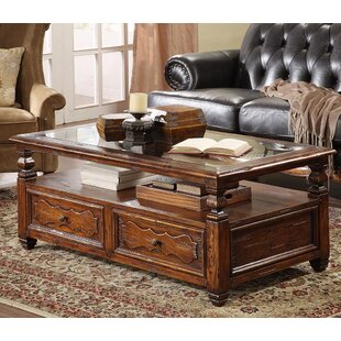 Eastern Legends Coffee Table with Storage