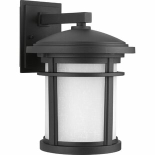 Chamberlain Traditional 1-Light Wall Lantern by Bloomsbury Market Looking for