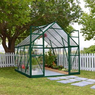 Palram Balance 8 Ft. W x 8 Ft. D Greenhouse
