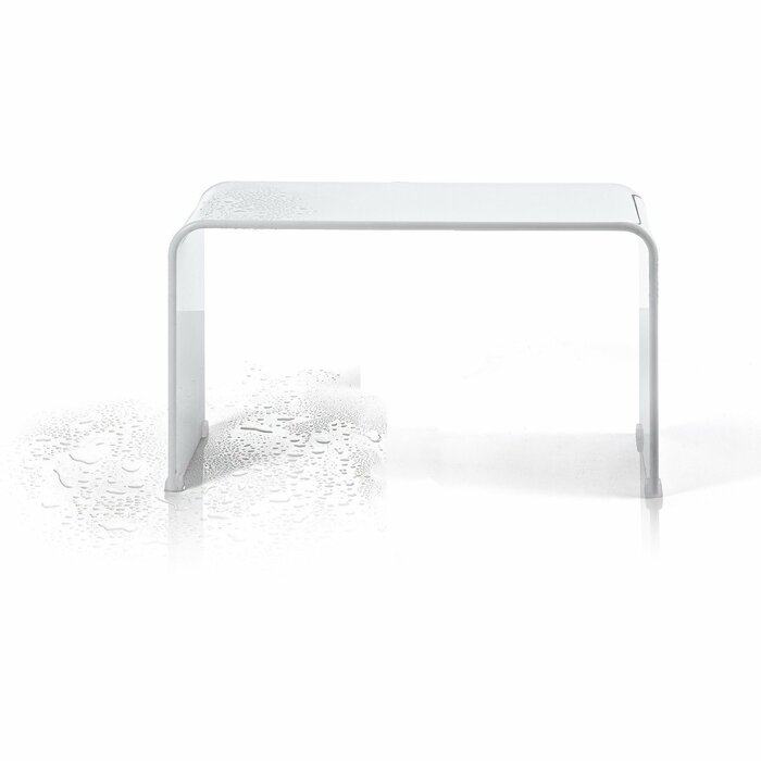 Superb Backless Acrylic Shower Bench Ibusinesslaw Wood Chair Design Ideas Ibusinesslaworg