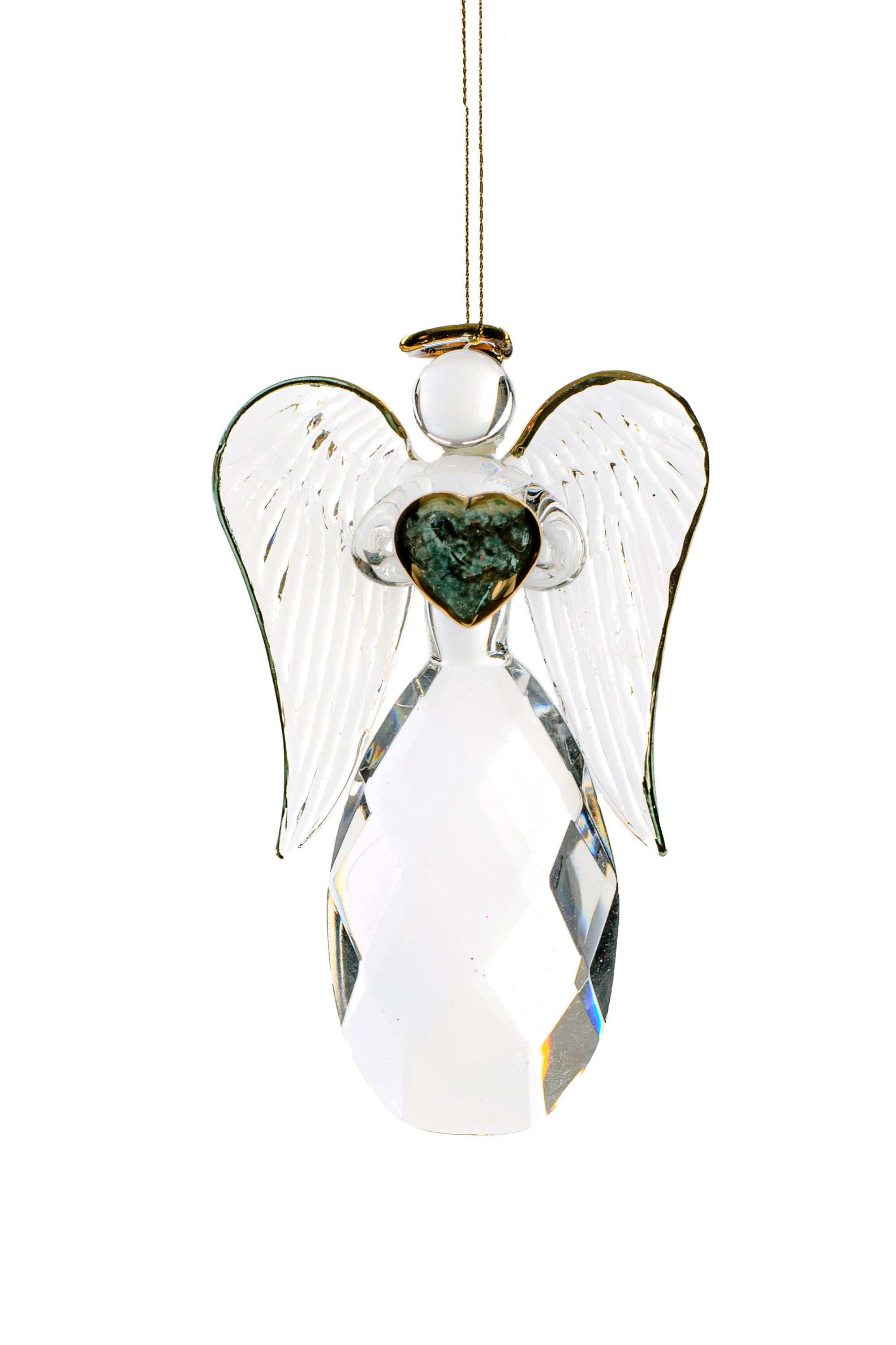The Holiday Aisle Angel Hanging Figurine Ornament Wayfair
