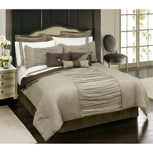 Malina 7 Piece Comforter Set by Everly Quinn