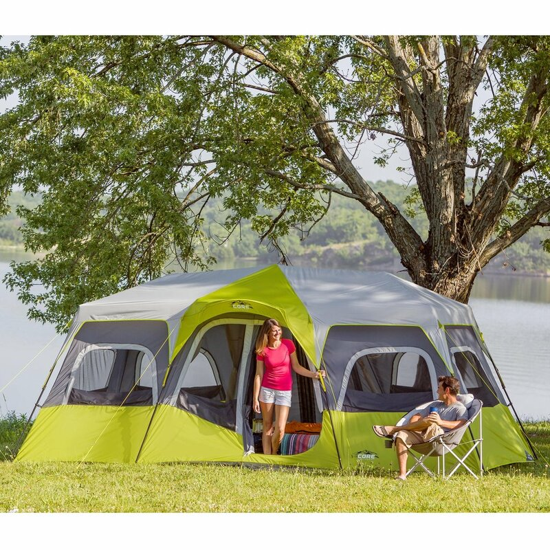 9 Person Instant Cabin Tent : 9 person instant tent - memphite.com
