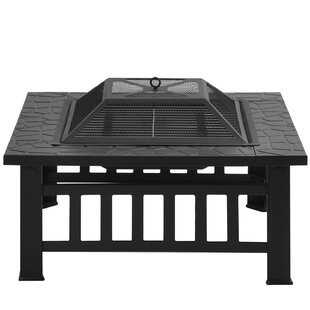 Moira Wood Burning Fire Pit By Marlow Home Co.