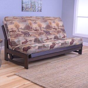 Aspen Futon and Mattress by Kodiak Furniture