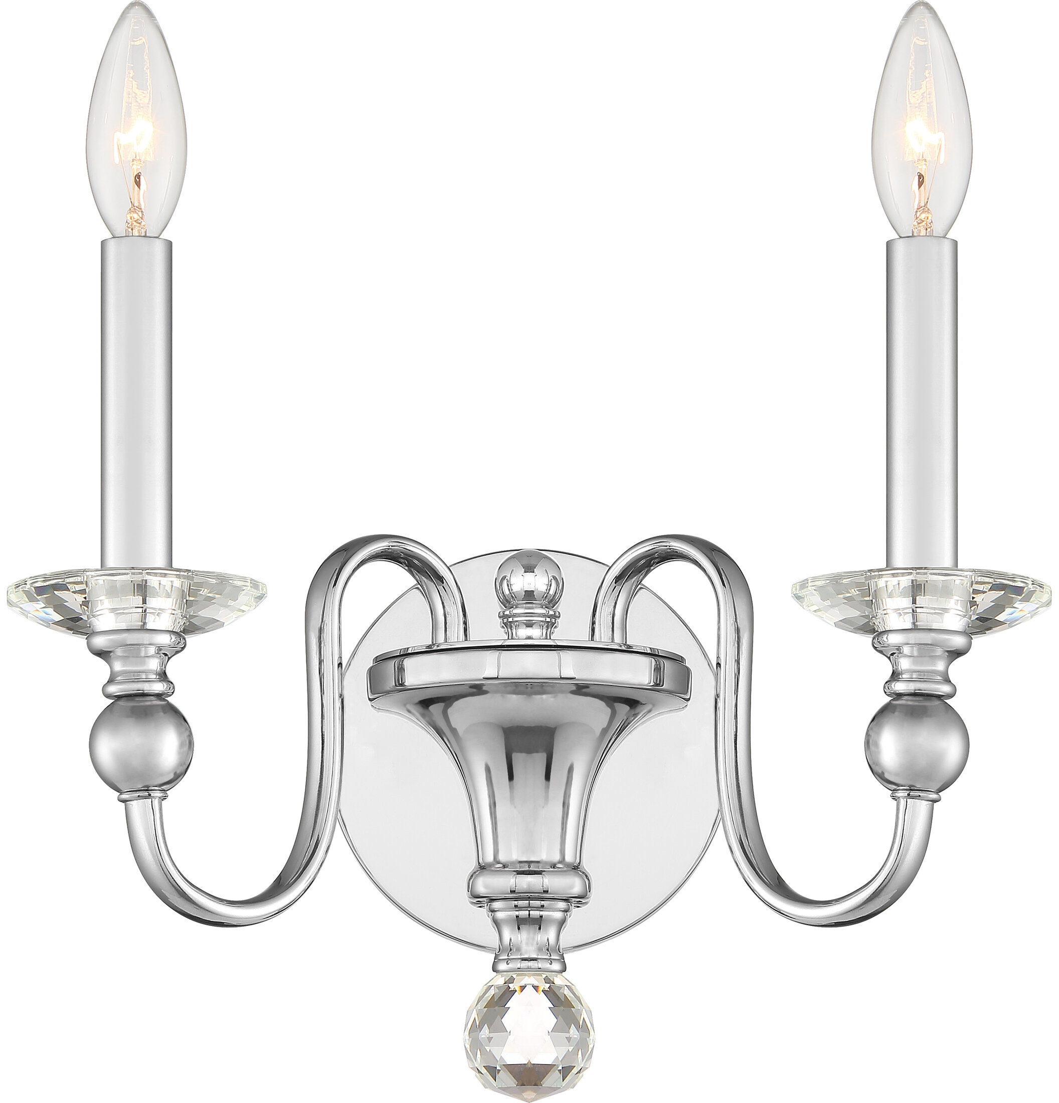 2 Candle Wall Sconces You Ll Love In 2021 Wayfair