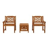 Beeches 3 Piece Bistro Set