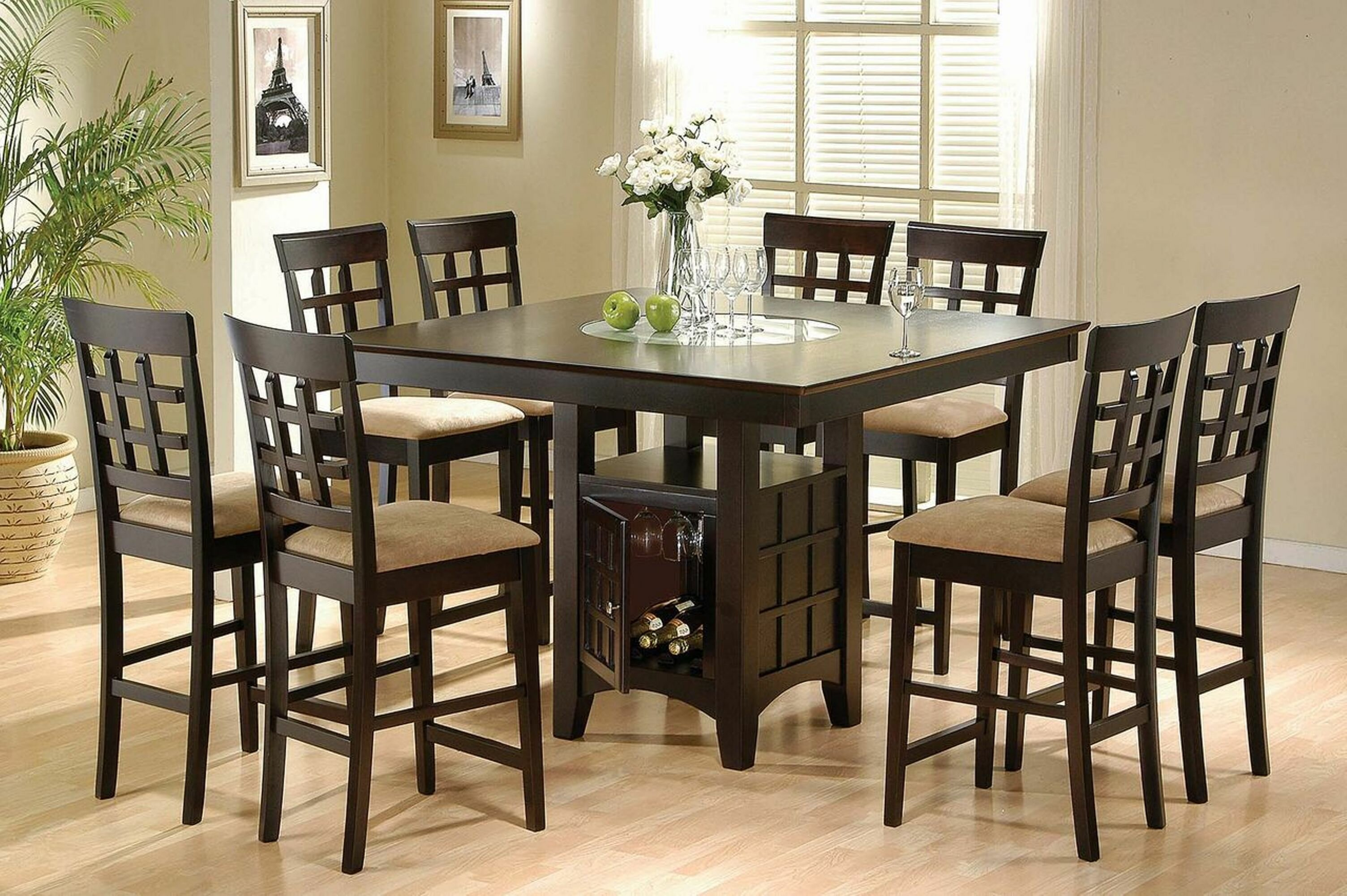 Alcott hill melvin counter height dining table reviews wayfair