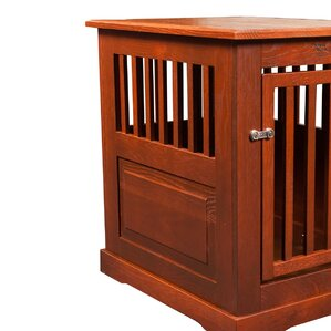 wooden dog crate furniture. fortress pet crate wooden dog furniture