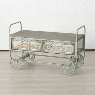 Centre Coffee Table With Storage By Fleur De Lis Living