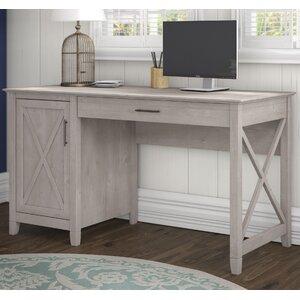 Oridatown Single Pedestal Computer Desk