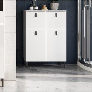 Agora 60cm X 86cm Free-Standing Cabinet By Ebern Designs