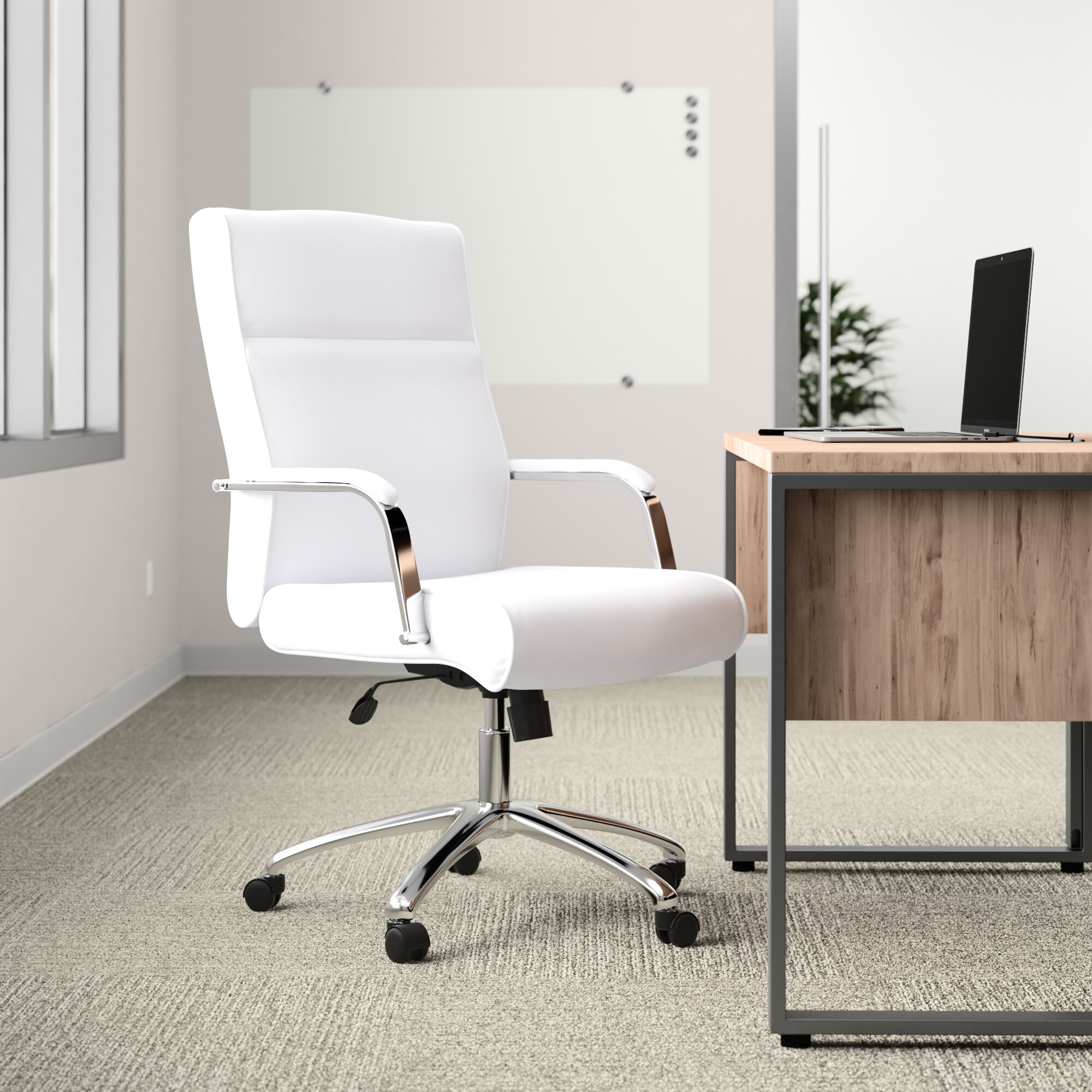 Upper Square Landyn Conference Chair Reviews